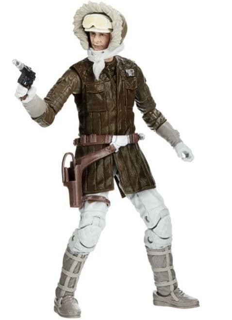 *FLASH SALE* Star Wars The Black Series Archive Collection Han Solo (Hoth) 6